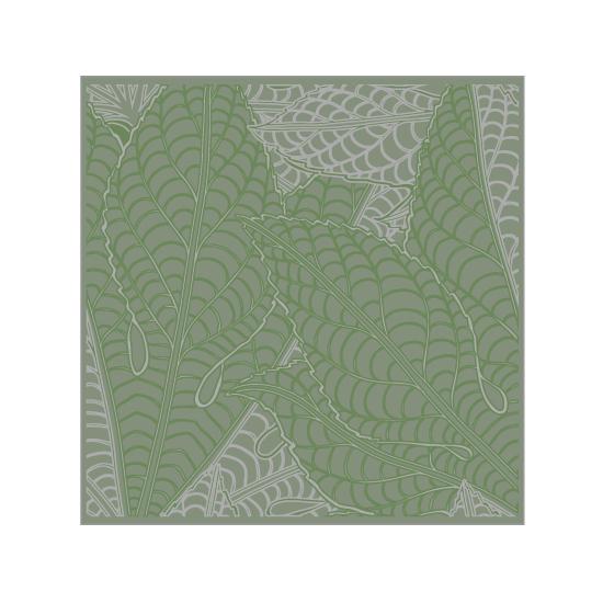 art prints - Monochromatic Botanical by Danielle Veloza
