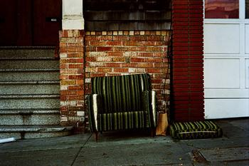 Brick with Chair