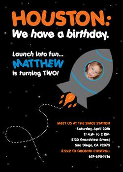 Houston: We Have A Birthday