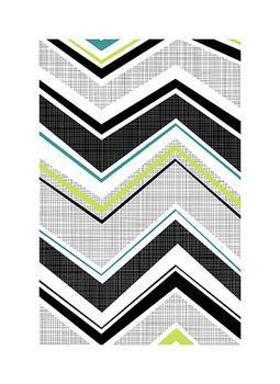 Waving Lines Art Prints