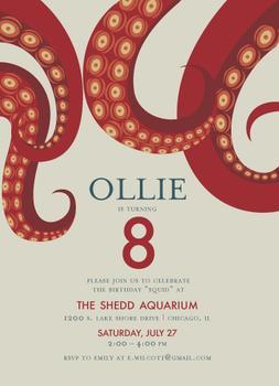 The Birthday Squid