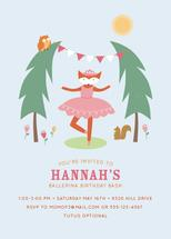Woodland Ballerina by Laura Bolter Design