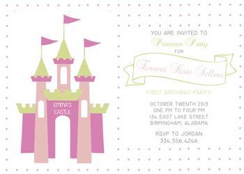 Pretty Pink Princess Party