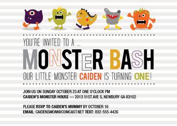 Monster Bash Boy