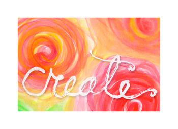 Create! Art Prints
