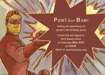 POW! ZAP! BAM! by Drake Pillsbury