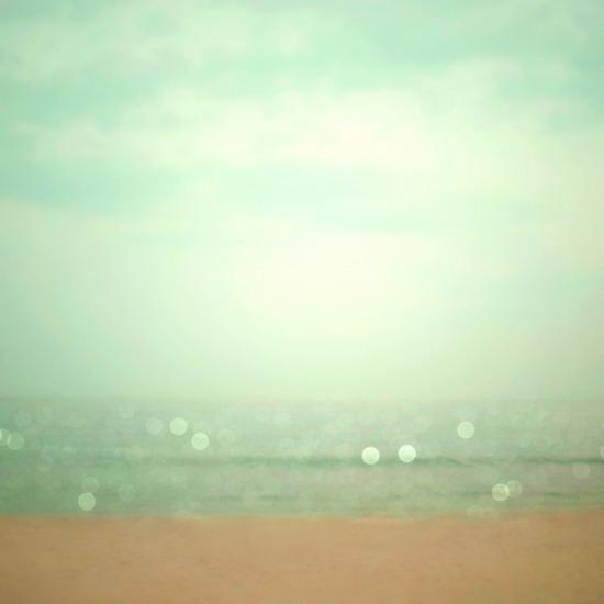 art prints - Sand Sea Sky by Nancy Bergen Gillmer
