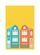 My Home In San Francisc... by Shannon Losorelli