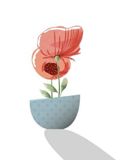 art prints - Coral Blooms by Jana J