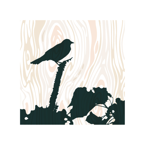 art prints - Black Bird What Do You See by Sparkmymind Designs
