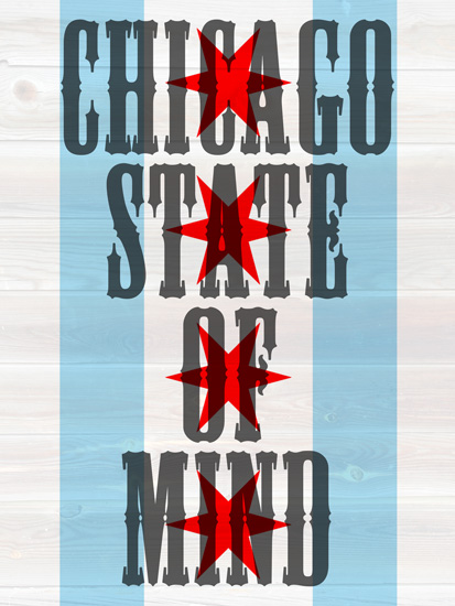 art prints - Chicago State of Mind by Christopher Degiso