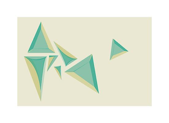 art prints - Emerald Islands by Julie Thompson
