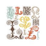 Regal Ls (Monogram Art) by Color Continuum