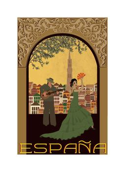 Espana Art Prints