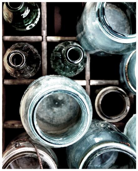 art prints - Bottle Bonanza ll by Debra Pruskowski