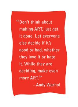 Creative Inspiration from Mr. Warhol Art Prints