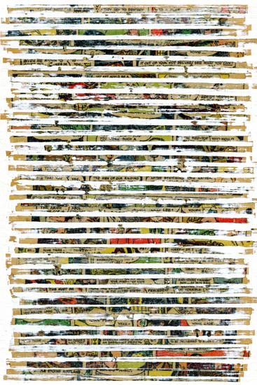 art prints - The Men Of Our Raiding by Terrance Grace