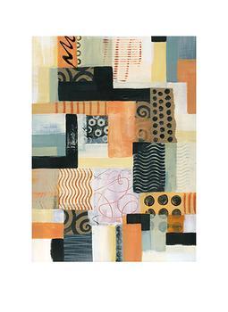 Urban Quilt Reexamined Art Prints