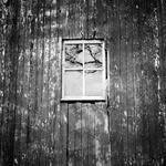 Barn Window by Julianna Boehm