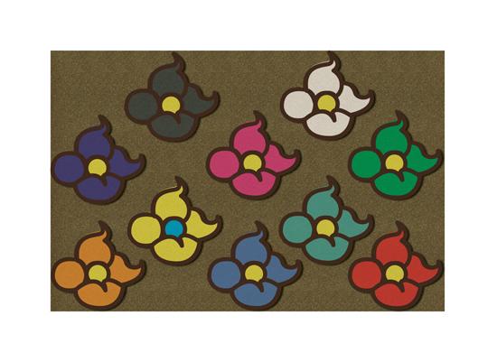 art prints - ten lil indians by Brian James Spies
