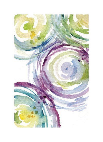 art prints - Concentric by Kathryn Voss