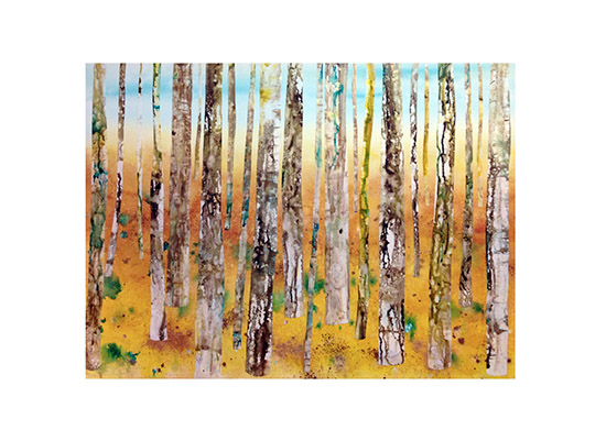 art prints - Trees by Christine Ogden