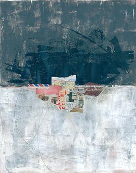 Paper Horizon Art Prints