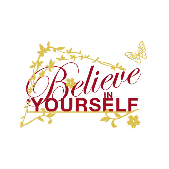 art prints - Believe in Yourself by Eunice Huang