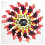 Spin Burst by Vicky Rabinowicz