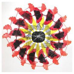 Spin Burst Art Prints