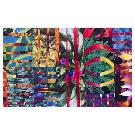 art prints - Flower Rhythm by Vicky Rabinowicz