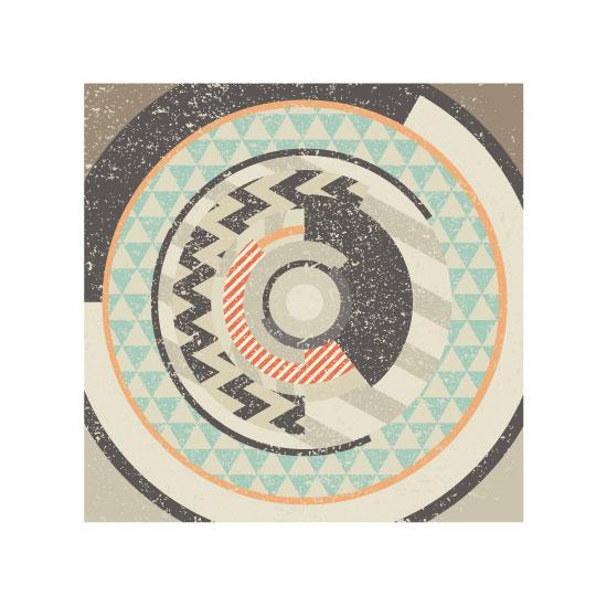 art prints - Navajo Ring by Miranda Lyn
