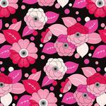 Asiana Blossoms by Debra Valencia