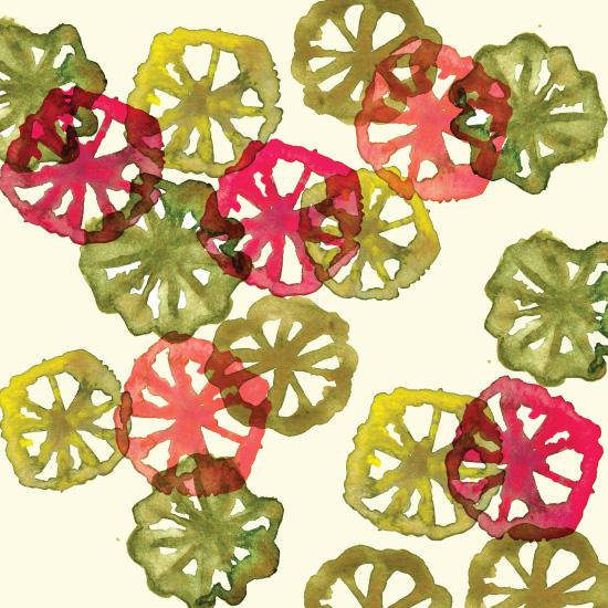 art prints - Cacti Abstract by Sara Berrenson