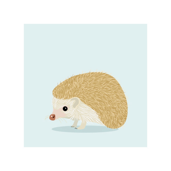 art prints - Spike by Kyle Hudson