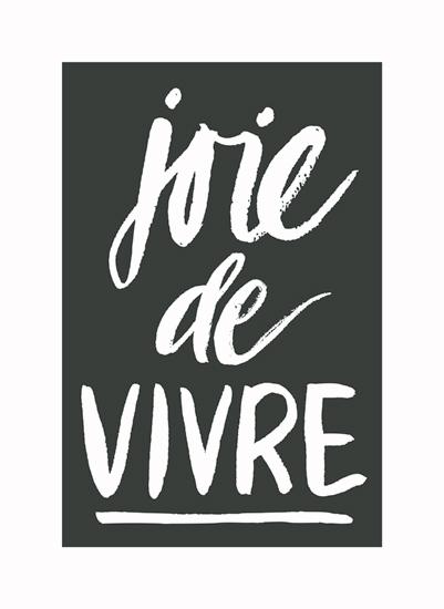 art prints - Joie de Vivre by Jeanetta Gonzales