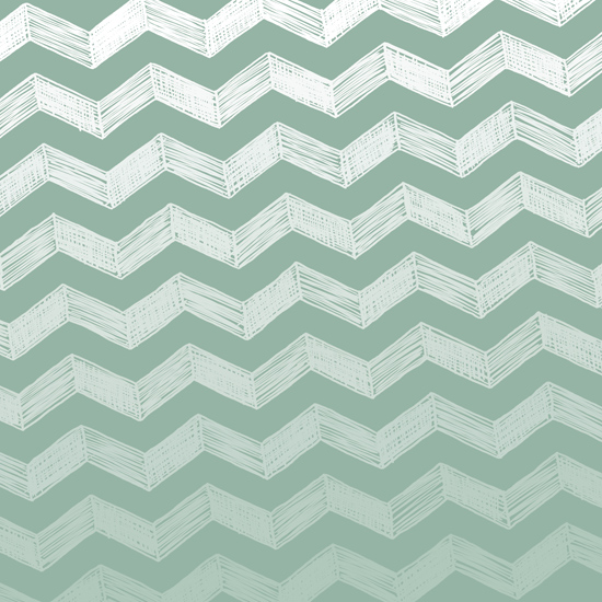 art prints - Ombre Chevrons by Amy Marsh