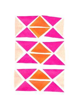 Abstract Brights 2 Art Prints