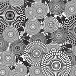 Kyoto Black & White by Debra Valencia