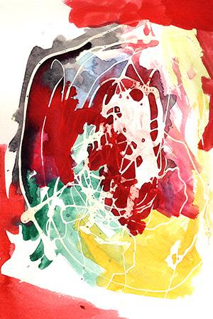 art prints - jack by Elaine Melko