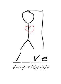 love hangman