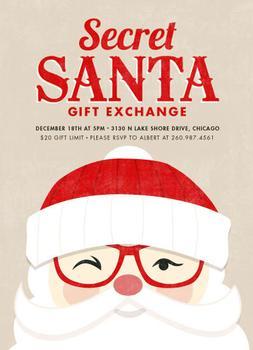 Santa Disguised