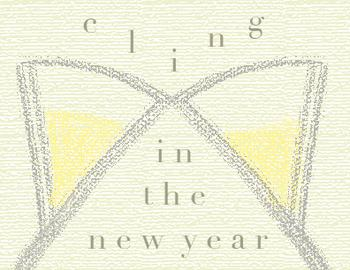 cling in the new year