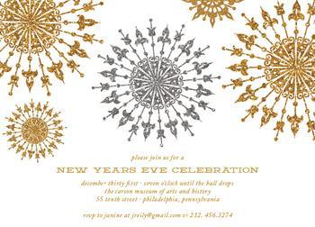 Revelry Party Invitations