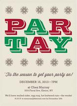 Holiday Par-tay by Emily Bouman