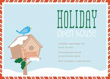 holiday open house by Greetings