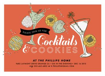 Cocktails & Cookies