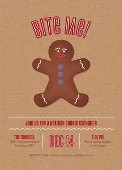Bite Me! Cookie Exchange