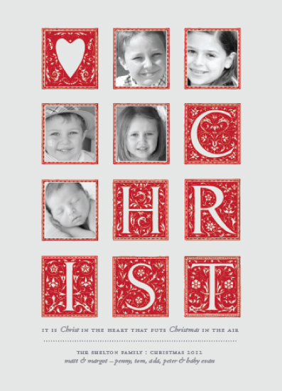 holiday photo cards - Christmas in the Air by Adrienne Berry