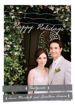 Happy Garland-y Holidays